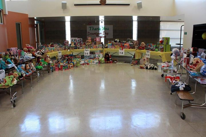 Compton Toy Drive  Giveaway