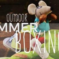 Outdoor Summer Boxing