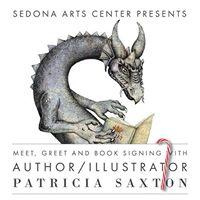 Patricia Saxton Book Signing
