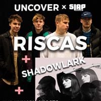 Uncover Presents Riscas Shadowlark The Hungry Ghosts  Toby Charles
