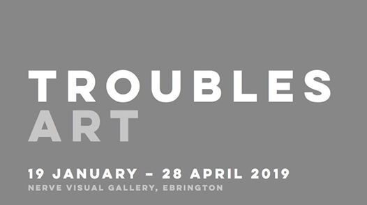 Troubles Art Lunchtime Talks Peter Richards