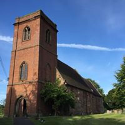St. Peter's Church, Norbury, Stafford