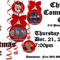 A Night of Christmas Music