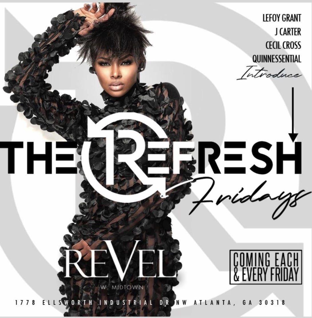Grown Folks Fridays  Revel ATL