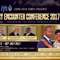 Glory Encounter Conference 2017