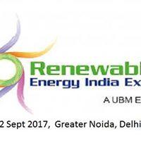 Renewable Energy India 2017