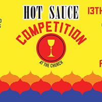 Hot Sauce Competition 2017