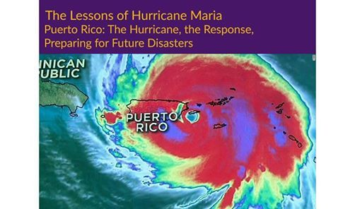 The Lessons of Hurricane Maria