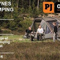 Milton Keynes Tent &amp Camping Show