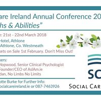 Social Care Ireland Annual Conference 2018