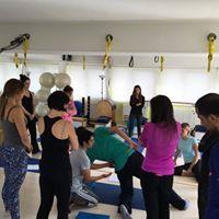 STOTT PILATES Workshops in Cyprus