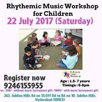 Rhythemic Music Workshop