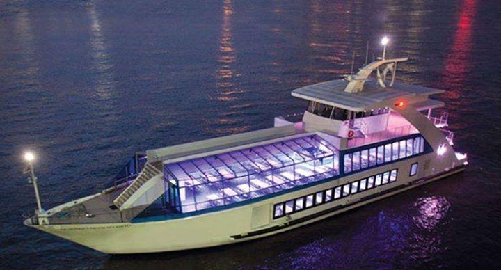 St. Patricks Day Silent Disco Booze Cruise