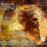 Bao de Gong con el Maestro Sat Nam Singh