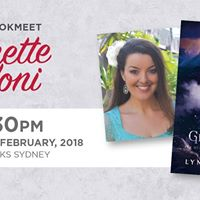 YA Bookmeet and Book Launch with Lynette Noni