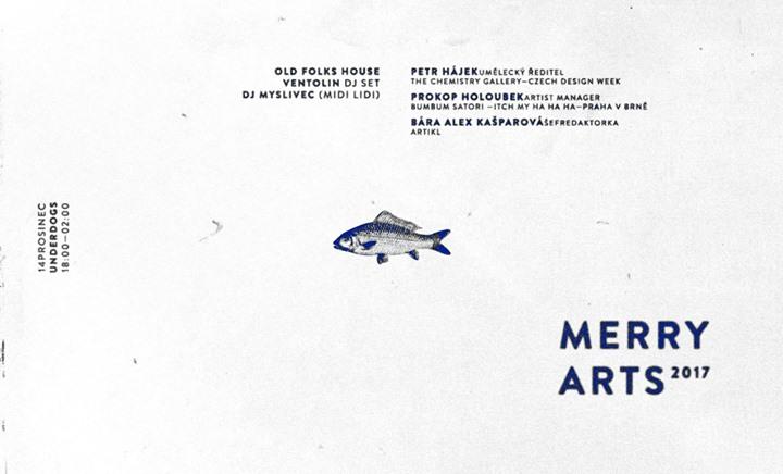 MERRY ARTS  Old Folks House  Ventolin DJ set  DJ Myslivec