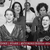 Jazzlice  Boini koncert Zbora sv. Nikolaja Litija v Kopru
