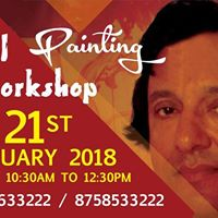 Social Painting Workshop