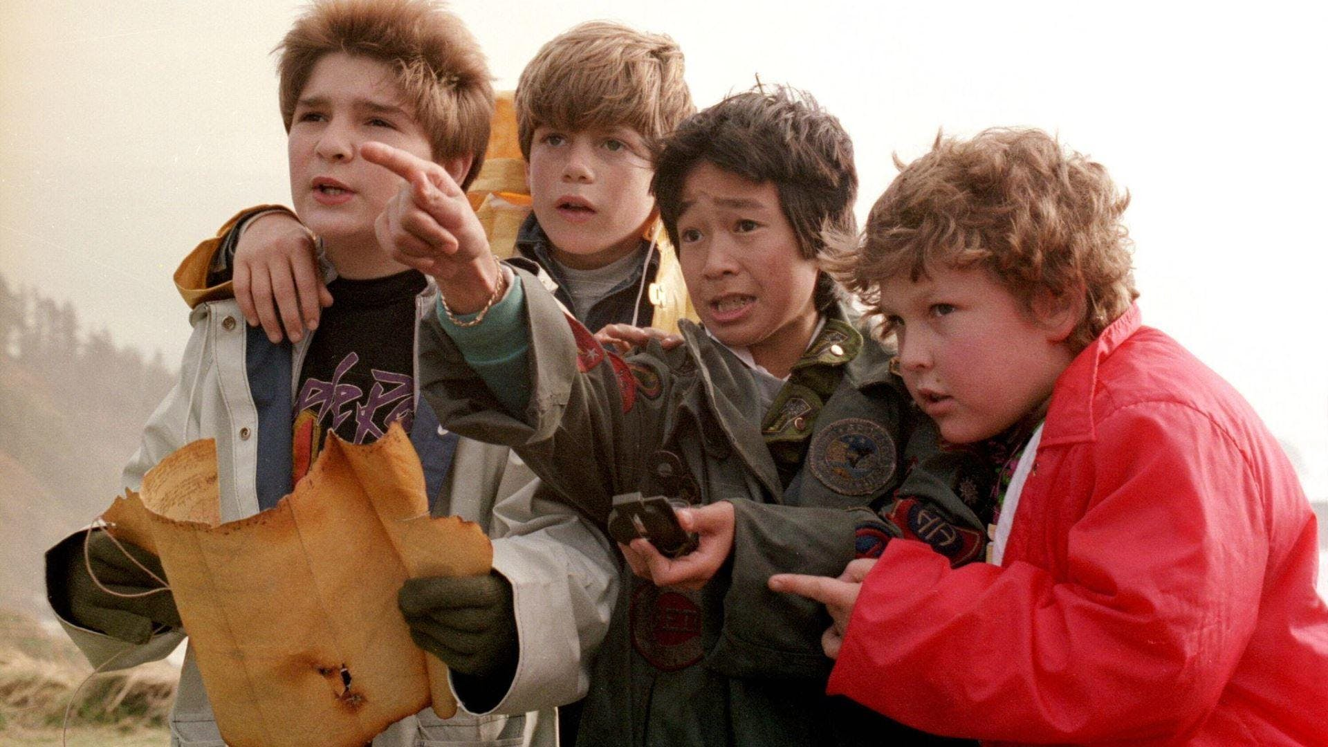 The Goonies Pirate Themed Experience and Outdoor Cinema