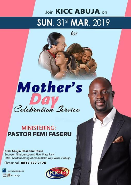 Mothers Day Celebration Service
