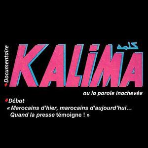 Projection & Dbat autour de Kalima la parole inacheve