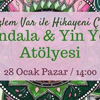 zlem Var ile Hikayeni iz Mandala ve Yin Yoga Atlyesi