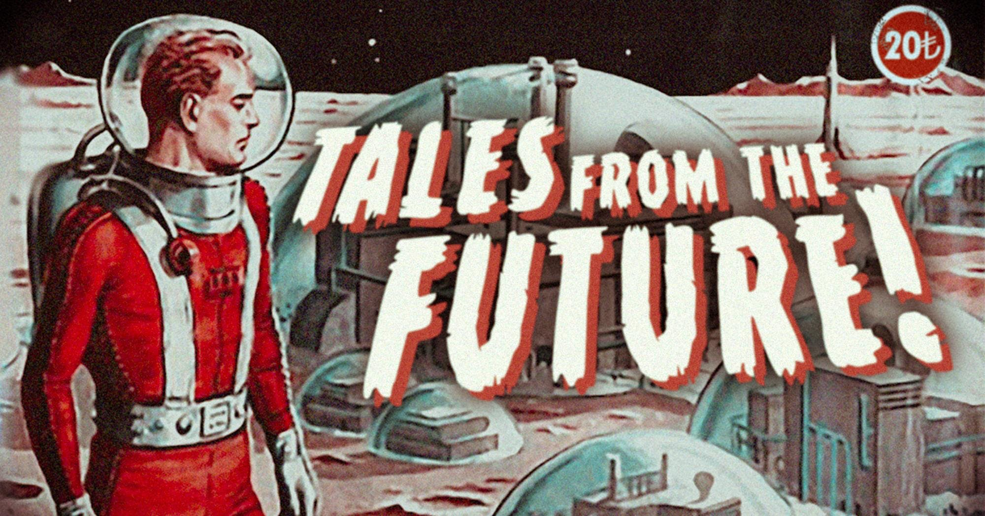Tales From The Future (Inal Bilsel featuring Ezgi Akgrgen)