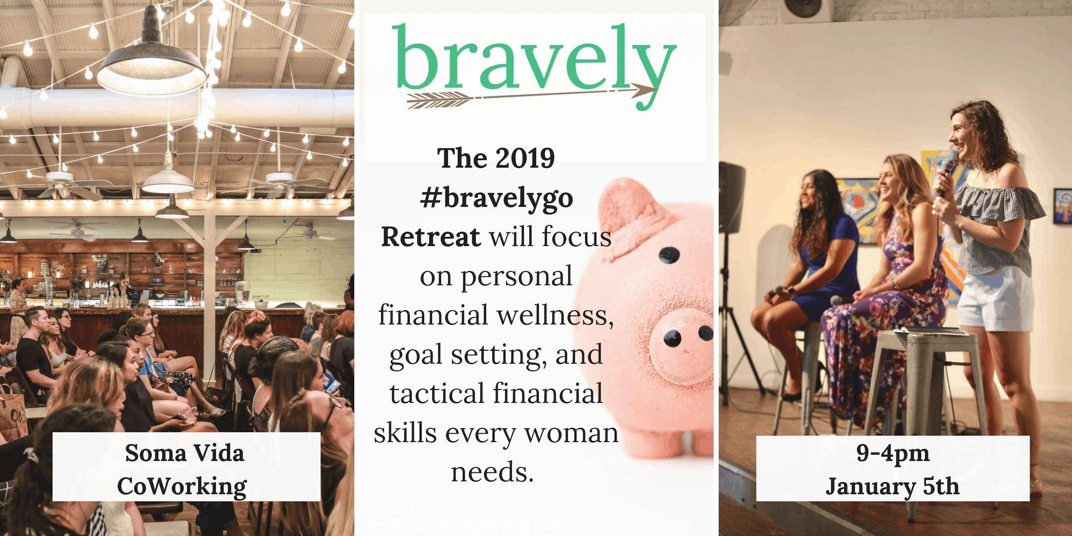 2019 Bravelygo Retreat