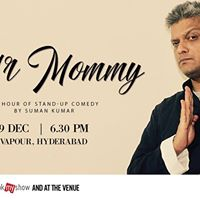 Evam Presents &quotMr. Mommy&quot by Suman Kumar
