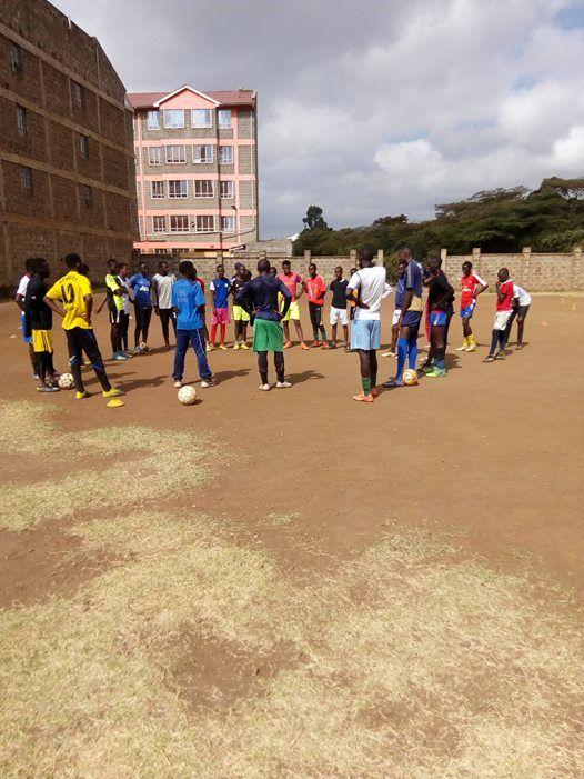 Friendly Vs Tusker Youth