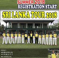 Sri Lanka Tour 2018