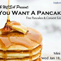 WiNCxWCSA Present Do You Want A Pancake
