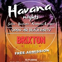 Havana Nights Brixton Latin Beach Party