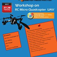 Two Day RC Micro Quadcopter Workshop