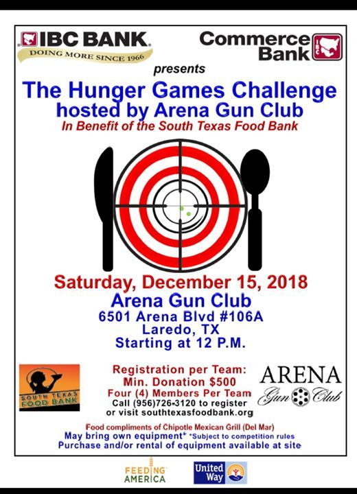 The Hunger Games Challenge