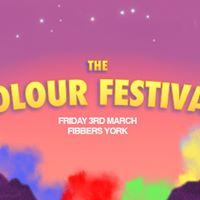 On &amp On The Colour Festival