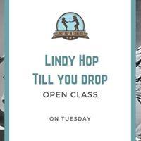 Lindy Hop till you drop