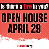 3rd Annual Recruit NY Open House &amp Community Day