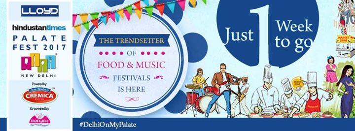 Lloyd HT Palate Fest 2017