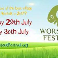 Worstead Festival Exhibition.