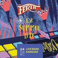 Karaoke special edition - Feria terrazza Lanificio
