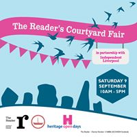 The Readers Courtyard Fair with Independent Liverpool