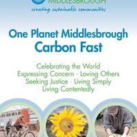 Carbon Fast - Lent Sustainability Challenge