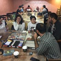 Board Game Night 8