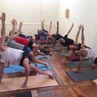 Yoga4men beginners course