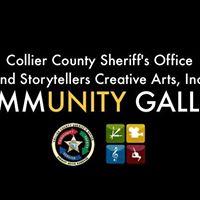 Community Art Show Opening