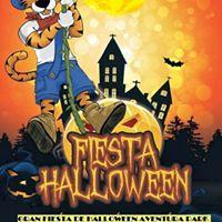 Halloween Aventura Park Santander