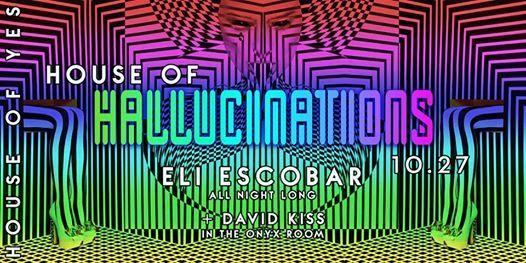 House of Hallucinations Halloween
