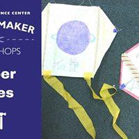 Young Maker Workshops Paper Kites
