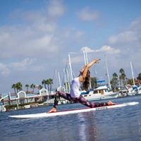 Spirit Yoga SUP Yoga on Mission Bay